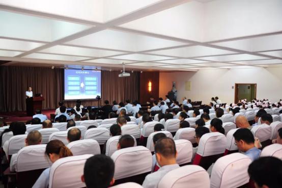 公司举办《现代化医院运营与绩效管理》专题培训